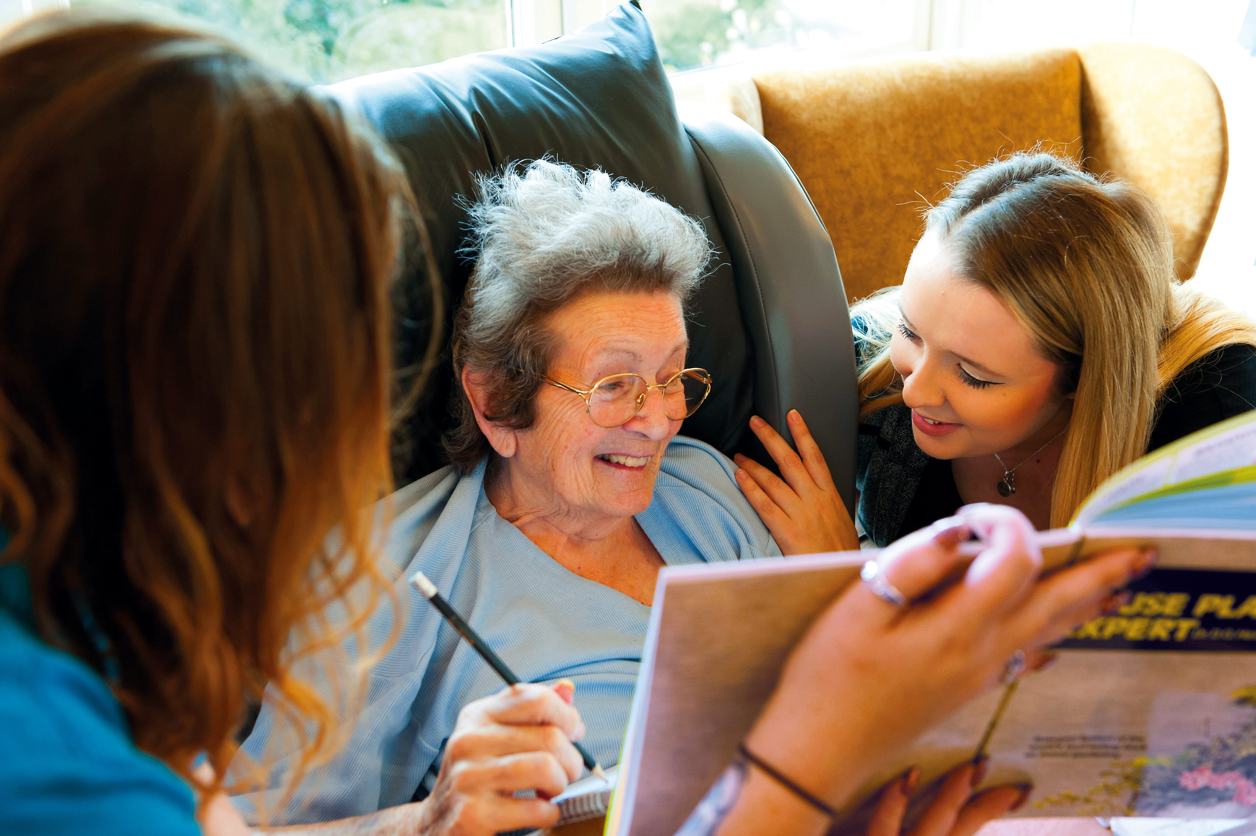Orchard Care Homes puts some Oomph! into its care homes with innovative partnership!