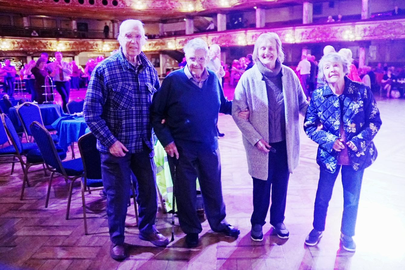Making wishes come true at blackpool tower ballroom