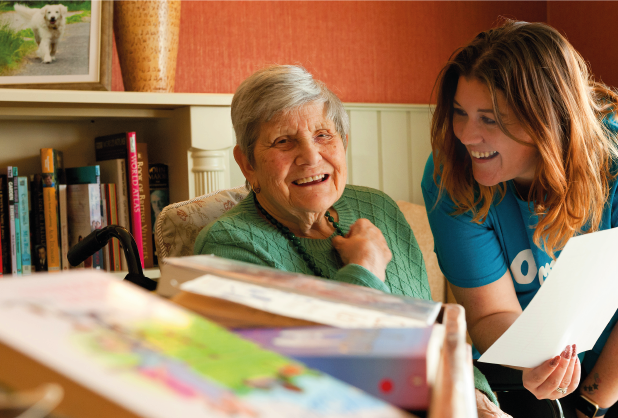 How to drive inclusion in care home activities