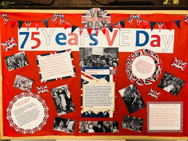Care home residents share their VE Day stories to celebrate 75 years