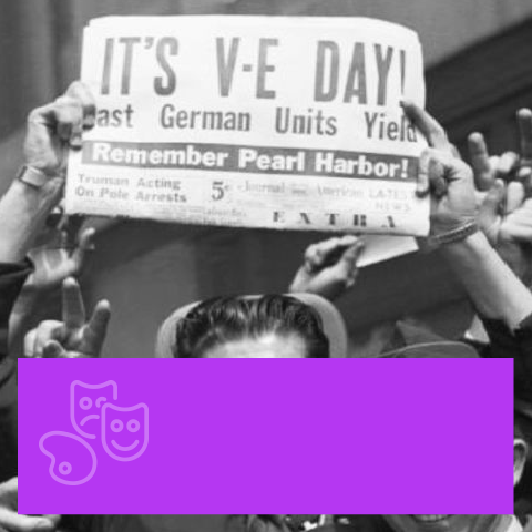 VE Day Special Newspaper