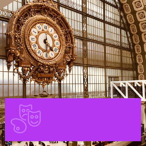 Explore Musee d'Orsay