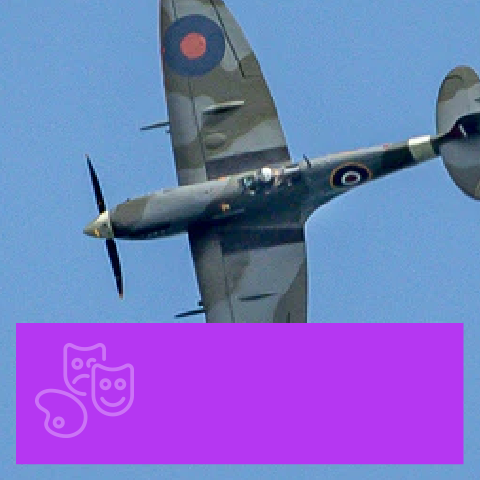 VE Day Activity Book
